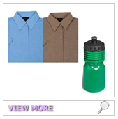 Corporate clothing, gifts, branding and other products on special